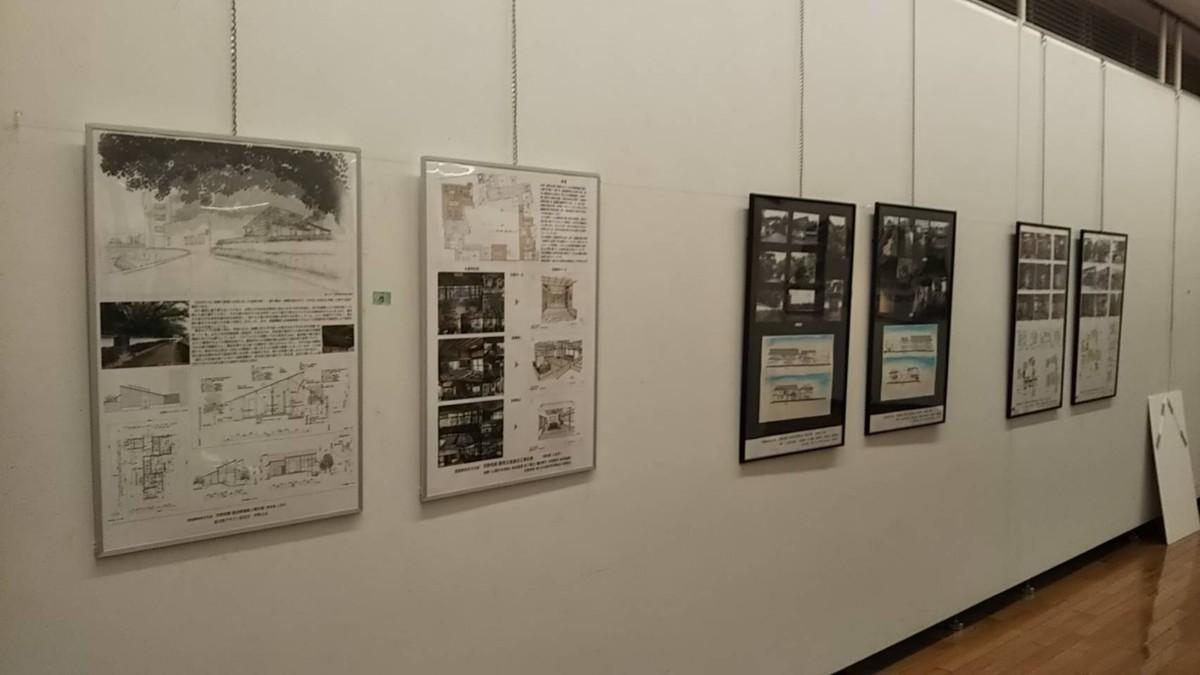 第32回 熊本の建築家作品展 パネル展示